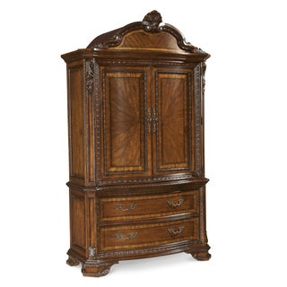 A.R.T. Furniture Old World Pomegranate Armoire