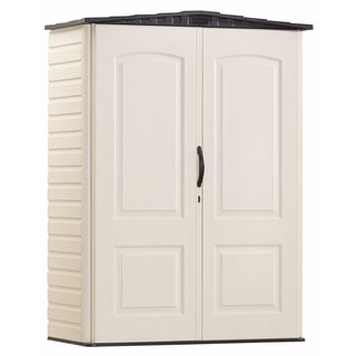 Rubbermaid FG5L1000SDONX Small Vertical Shed