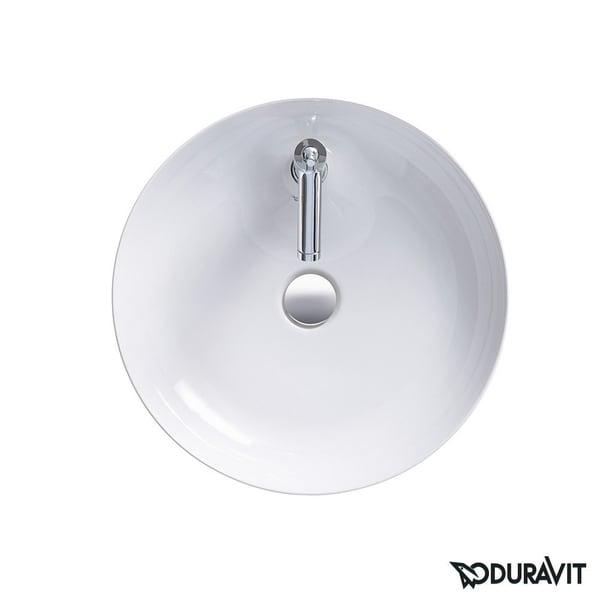 Duravit White Porcelain Wash Bowl Sink 23284800001