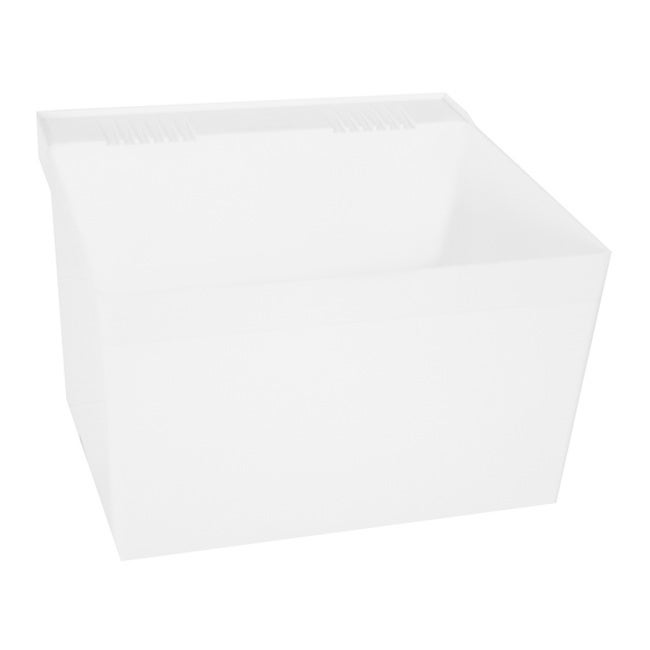American Standard Fiat White Stone Single-basin Sink (White)
