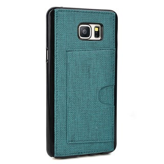 Kroo Samsung Galaxy Note 5 Super-slim Synthetic Leather Case (4 options available)