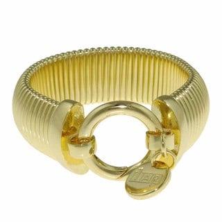 Isla Simone - 18 Karat Gold Plated Couture Bracelet