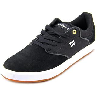 DC Shoes Men's Mikey Taylor Black Suede Regular Athletic Shoes