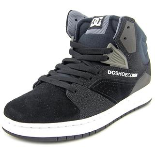 DC Shoes Men's Seneca High Black Nubuck Athletic Shoes
