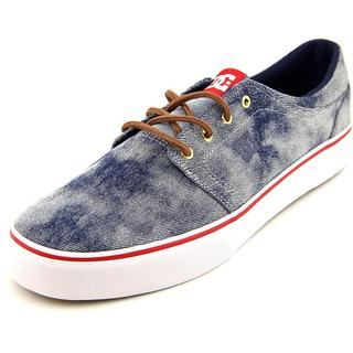 DC Shoes Men's 'Trase TX SE' Blue Basic Textile Athletic Shoes