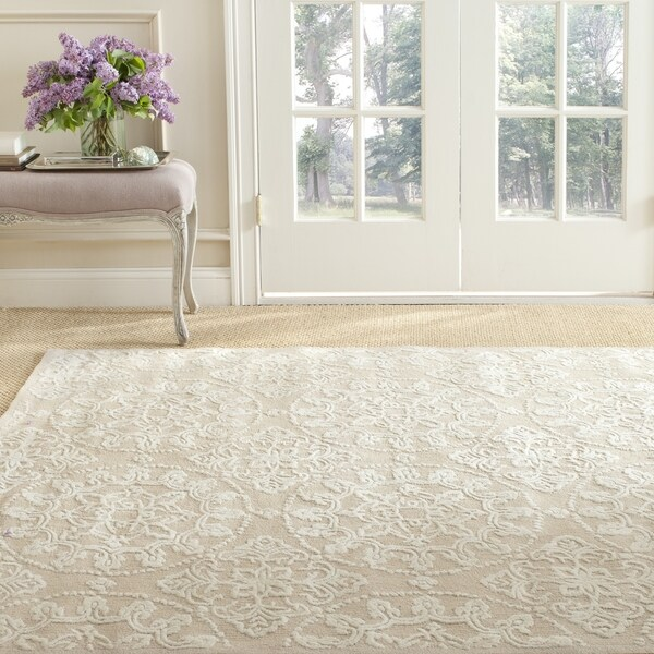 Martha stewart by safavieh terrazza ivory cotton rug 10 x 14 martha stewart by safavieh terrazza ivory cotton rug 10x27 ppazfo