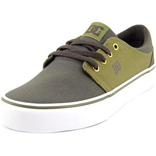 DC Shoes Men's 'Trase' Basic Textile Athletic Shoes
