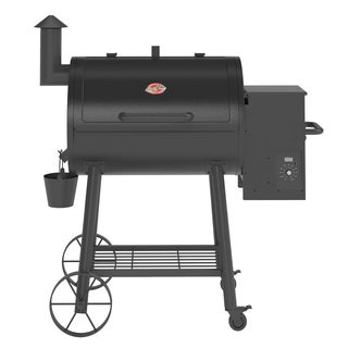 Char-Griller 9040 Wood Fire Pro Pellet Grill