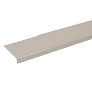 Schwinn Hardware 3766 Series Full-Length Nickel 96-millimeter Tab Pull