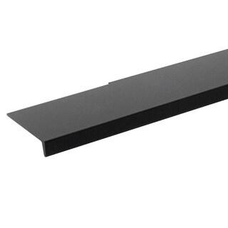 Schwinn Hardware 3766 Series Full-Length Black 96-millimeter Tab Pull