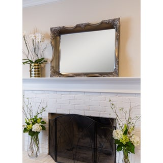 Danielle Antique Silver Wall Mirror