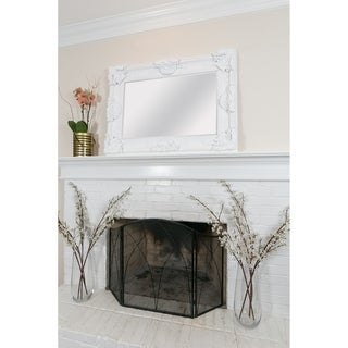 Antique Silver Mayfair Wall Mirror