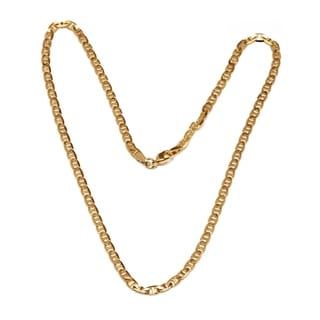 18k Goldplated 20-inch Gucci-link Chain Necklace