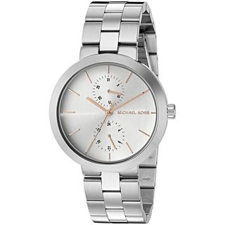 Michael Kors Women's MK6407 'Garner' Chronograph Stainless Steel Watch