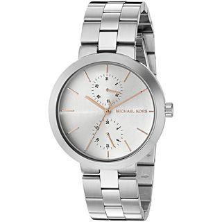 Michael Kors Women's MK6407 'Garner' Chronograph Stainless Steel Watch