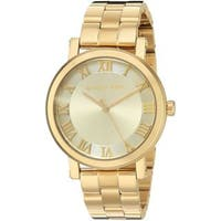 Michael Kors Women's MK3560 'Norie' Gold-Tone Stainless Steel Watch