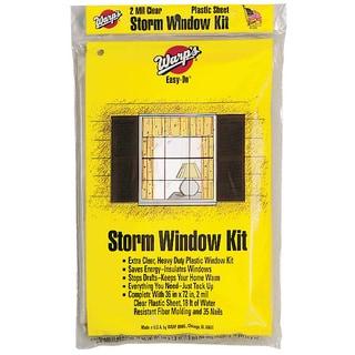 Warps EZ-36 Storm Window Kit