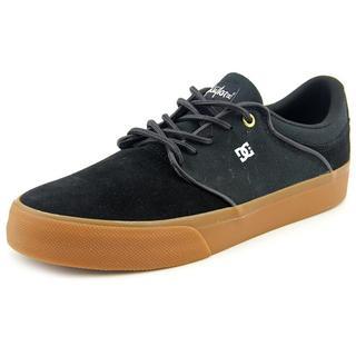 DC Shoes Men's Mikey Taylor Vulc Tx Black Suede Regular Athletic Shoes