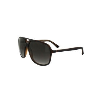 Gucci GG1091/S 0DWJ Mens Aviator Sunglasses