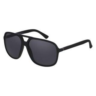 Gucci GG1091/S 0D28 Mens Aviator Polarized Sunglasses