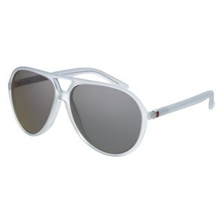 Gucci GG1090/S 0CRA Mens Aviator Sunglasses