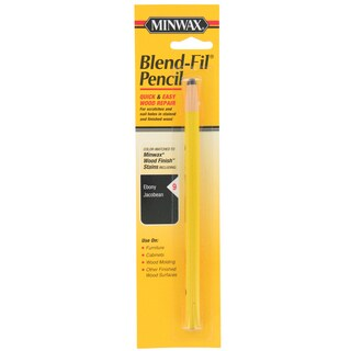 Minwax 11009 Ebony Jacobean Blend Fil Pencil