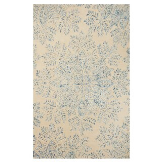 Excell St. Moritz Area Rug Blue (8' x 10')