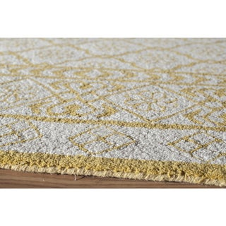 Hand-Tufted Reina Wool Rug (9' x 12')