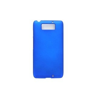 Cricket Muvit Ultra Blue Soft-back Case for Motorola Droid
