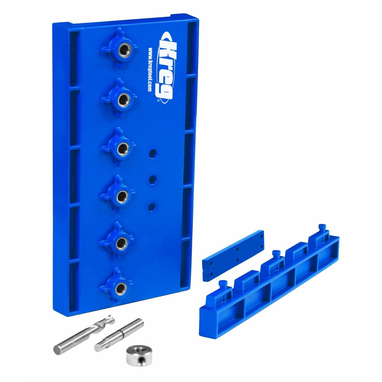 Kreg KMA3200 Shelf Pin Drilling Jig (KMA3200 Shelf Pin Dr...