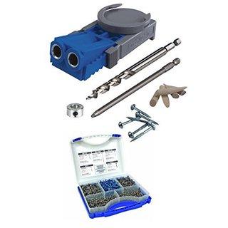 Kreg R3 Jr. Pocket Hole Jig System With SK03 Screw Kit