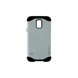 Trident Qmadix X-Series Xtreme Metallic White Cover Case for Samsung Galaxy S5