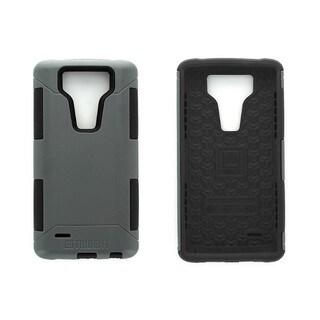 New Trident Aegis AG-LGG3MN-GY000 Gray/Black Case for LG G3 Vigor/G3 Mini