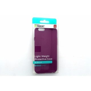 Trident Krios Series *LC-API647-PPRGE Purple Case for Apple iPhone 6 4.7