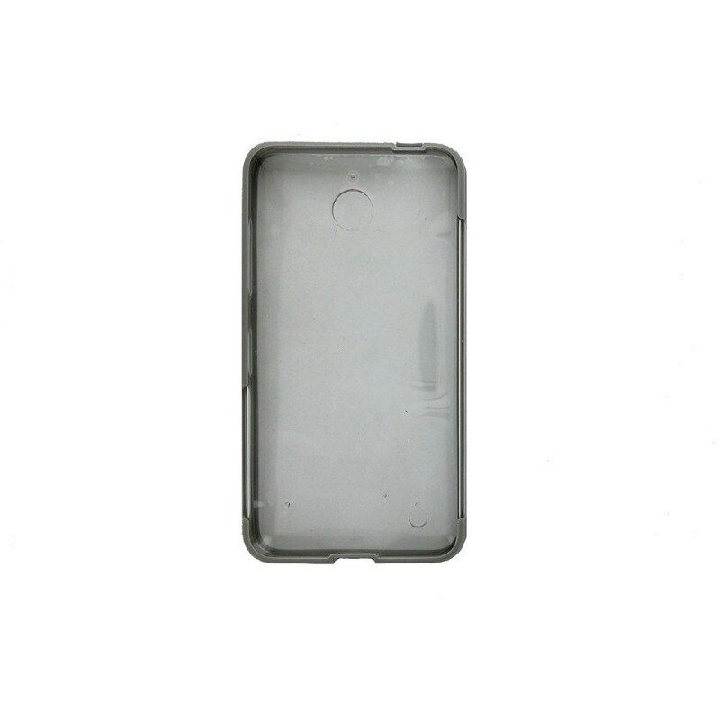 Cricket T-Mobile Clear/Grey Protective Cover for Nokia Lu...
