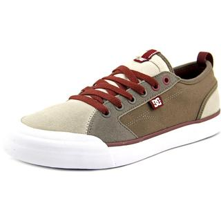 DC Shoes Men's Evan Smith S Grey Textile Basic Athletic Shoes