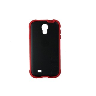 Tylt Bumpr Black/Red Case for Samsung Galaxy S4