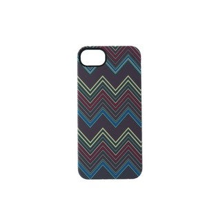 Trident Griffin Chevron Multicolor iPhone 5/5S/SE Hard Shell Case