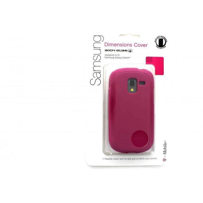Cricket Body Glove Dimensions SUPM39607 Pink Case for Sam...