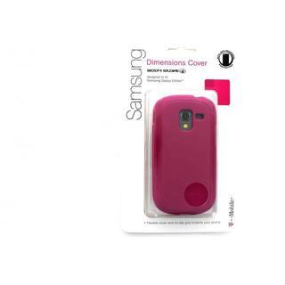 Body Glove Dimensions SUPM39607 Pink Case for Samsung Galaxy Exhibit