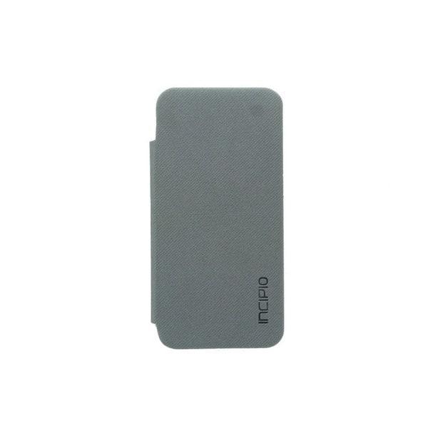 new concept c75af c106e Shop Incipio Highland Grey/White 4.7-inch Folio Case for iPhone 6/6S ...