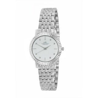 Women's Swiss Stainless Steel & Crystal Watch Design by Adee Kaye