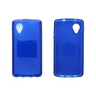 Case Mate T-Mobile SUPA41436 Blue Flex Protective Cover for Google Nexus 5