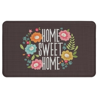 Mohawk Home Home Sweet Home Dri- Pro Comfort Mat (1'6 x 2'6)