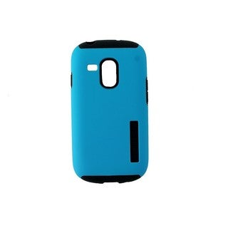 Incipio DualPro Cyan Case for the Samsung Galaxy S3 Mini