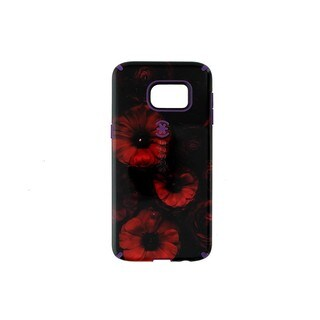 Speck Candy Shell Inked Multicolored Moody Bloom Case for Samsung Galaxy S6 Edge