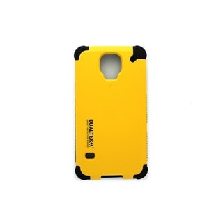 Trident Pure Gear Dualtek Yellow/Black Case for Samsung Galaxy S5