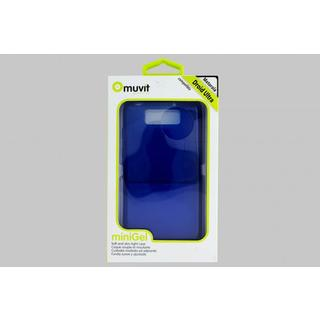 Muvit Blue Case for the Motorola Droid Ultra