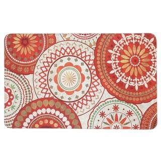 Mohawk Home Spice Suzani Dri- Pro Comfort Mat (1'6 x 2'6)