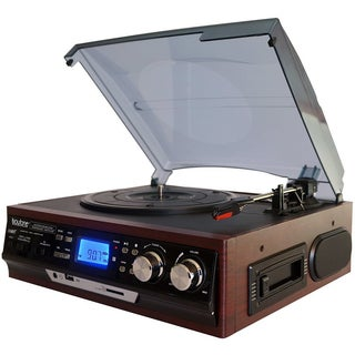 BT-17DJM-C 3-speed Stereo Turntable